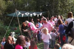 Forest Garden Open Day in September each year