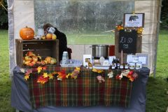 Stall at Apple Day 2016