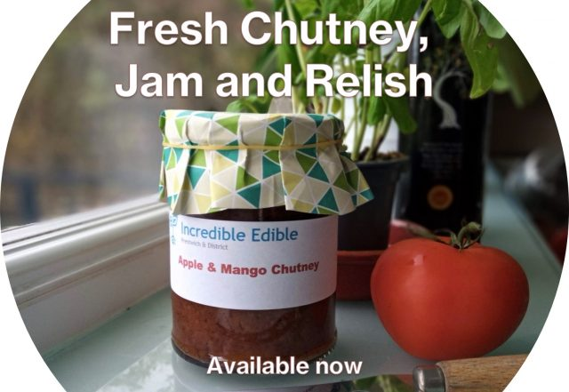 Jar of Chutney